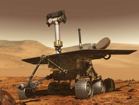 Mars rover, 'Opportunity'